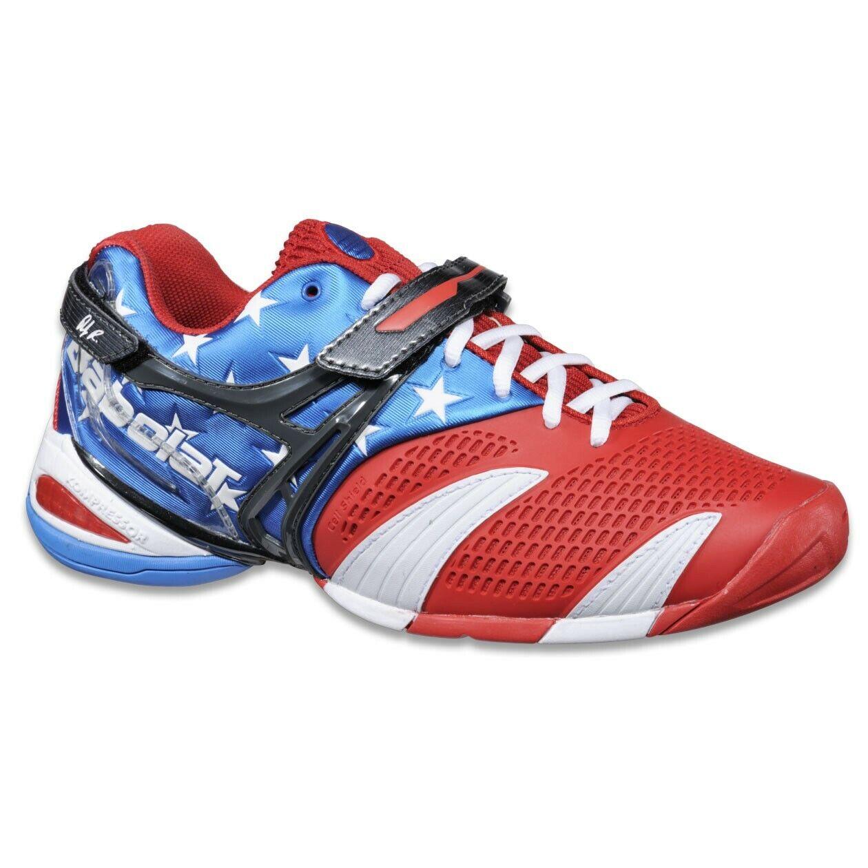 NEU BABOLAT Propulse All Court Stars+Stripes Limited Edition Edition Edition Tennisschuhe SALE    | Louis, ausführlich  | Überlegen  | Sehr gute Farbe  276d6c