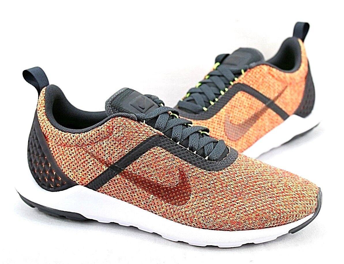 Nike Men's Shoe Lunarestoa 2 SE Bright Crimson/Anthracite 821772-600 Sz 8.5-10.5