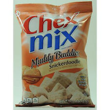 Chex Mix Muddy Buddies Snickerdoodle 4.5 Oz Each ( 7 In A Pack )
