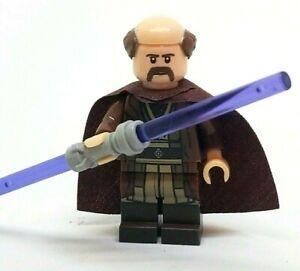Jedi Star Wars KOTOR SWTOR Minifigure VROOK LAMAR **NEW** Custom Printed