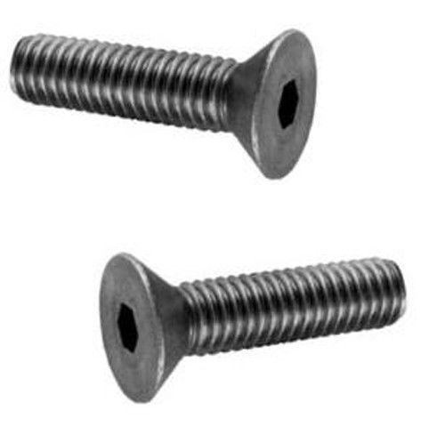 Flat Head Socket Cap Screw 10-24 x 1-1//4 100 each