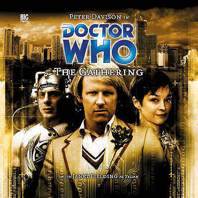 Doctor Who Big Finish Audiobook: THE GATHERING (CD)