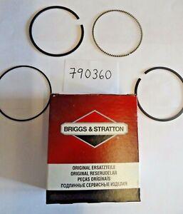 Genuine OEM Briggs /& Stratton 791098  ring set STD