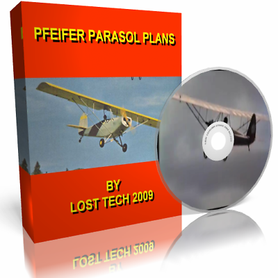 BUILD YOUR OWN VINTAGE AIRPLANE SOPWITH PUP PLANS ON CD PLUS EXTRAS