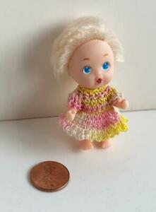 Tiny-Dress-for-Vintage-2-1-2-034-Tyco-Quints-Doll-Multi-USA-Made-OOAK-Lot-Q-22-New