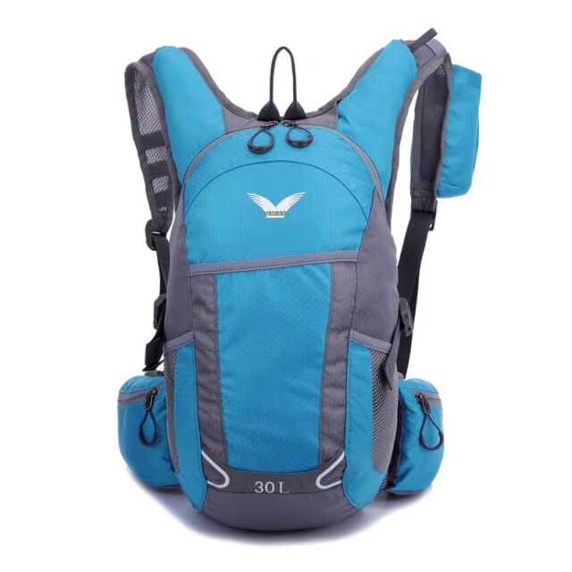 Bag Backpack Back Pack for Motorcycle Road Bike Street Bike hiking bicycle 30L