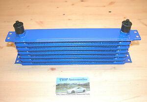 universal-OLKUHLER-7-Reihen-NEU-Blau-Netz-30-x-9-cm-Dash-10-AN10-Aluminium
