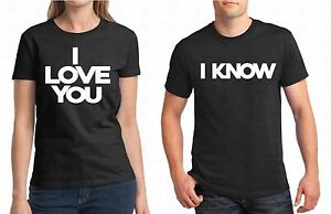 Couple T Shirt I Love You And I Know Valentine S Day Valentine S Day
