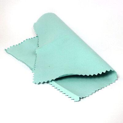 Silberpflegetuch Silber-Poliertuch mit Reiniger und Anlaufschutz ca 8x8cm
