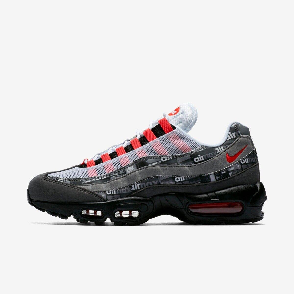 Nike Air Max 95 Stampa da men da Corsa shoes da Allenamento Size 8.5 - 10