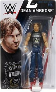 Details about WWE Basic Action Figure Series 84 - Dean Ambrose BRAND NEW