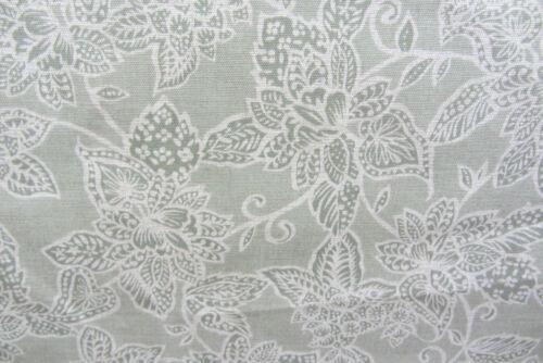 Taj Verdi Algodón curtain//craft Tela