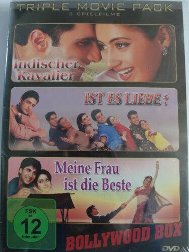 1 von 1 - Triple Movie Bollywood Sammlung - Indischer Kavalier - Meine Frau ist die Beste