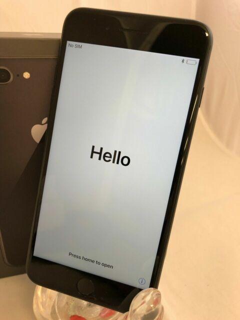Apple IPHONE 7 Plus  128GB  A1784  black unlocked -smartphone - Garantie et
