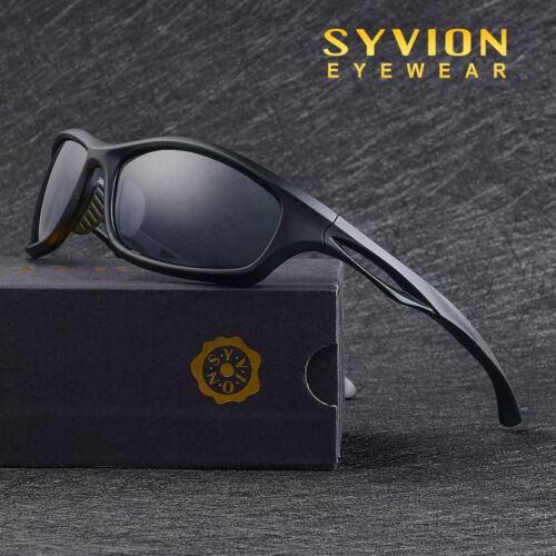 TR90 Polarized Sport Cycling Sunglasses Driving Fishing Mirrored Goggles UV400 1