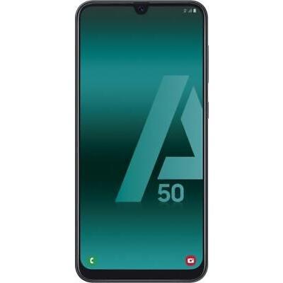 Samsung Galaxy A50 128GB+4GB RAM 6.4/16,26cm Negro Nuevo 2 Años Garantía