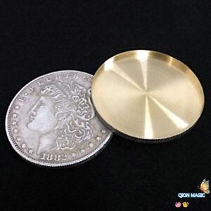 Top Quality Expanded Shell Super Morgan Dollar,Magic Tricks,Coin Magic,Accessor<wbr/>y