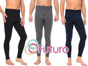 Men-039-s-Thermal-Long-Johnes-Stretchy-Underwear-For-Winter-Sizes-M-XXL-W9003