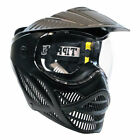 Tippmann Valor Paintball Mask / Goggle - Black - New