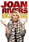 Joan Rivers Don T Start With Me 0741952721499 DVD P H