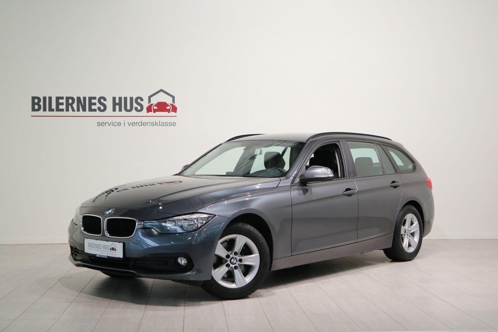 BMW 320d Billede 6