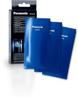 Panasonic Wes4l03 Shaver Cleaning Sachets Pack Of 3 - Suits Model Es-lv95