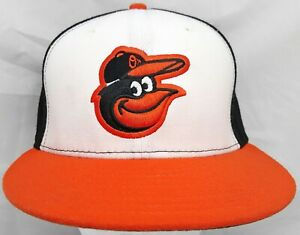 Baltimore Orioles MLB New Era 59fifty 7&1/4 fitted cap/hat