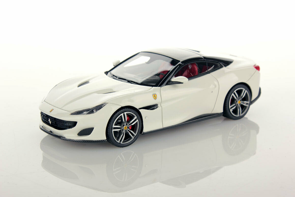 Ferrari Portofino Bianco Avus 1 43 - LS480F Looksmart