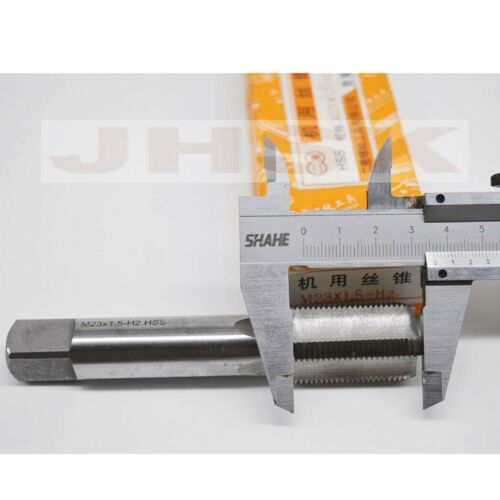 M23 mm x 1.5 Metric Machine Tap M23 x 1.5 mm superior quality Right hand tap(S)