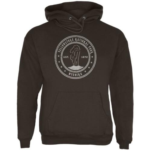 Yellowstone National Park Mens Hoodie