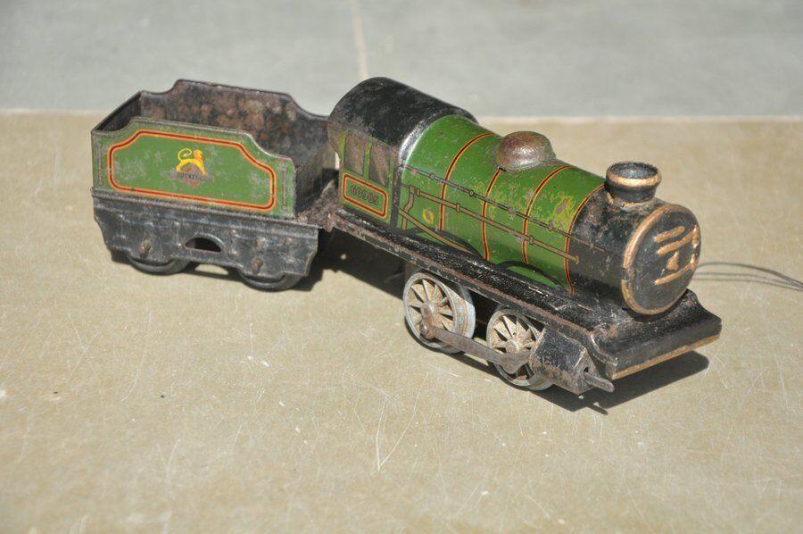 Retro Wind 60985 leones marcas de piedra tren juguetes juguetes juguetes de estaño, Reino Unido e56