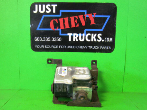 03 07 Chevy GMC Express Van 2500 ABS Motor Anti Lock Brakes 4 Wheel ABS