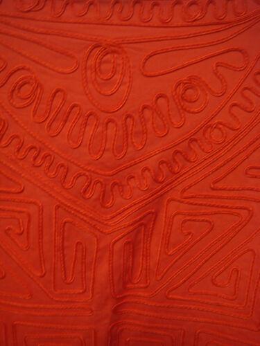Af Sleeve Stort Jakke Collarless Izaro Red Størrelse Fancy Fuldt 4 Foret 3 qTBxpn