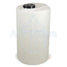Polyethylene 35 Gallon Chemical & Solution Tank