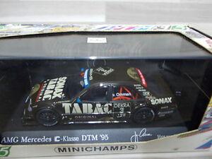 Minichamps-1-43-DTM-1995-Mercedes-C-Class-equipe-AMG-3-prive-Ommen-034-tabac