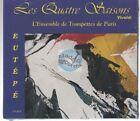 L'ensemble De Trompettes De Paris - Les Quatre Saisons CD ALBUM neuf