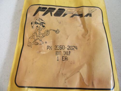 PROFAX AEC-200 Spool Gun Cable Boot Insulator Replacement # 1074 or 2360-2074