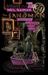 The-Sandman-Vol-7-Brief-Lives-30th-Anniversary-Edition-by-Neil-Gaiman-NEW-Boo