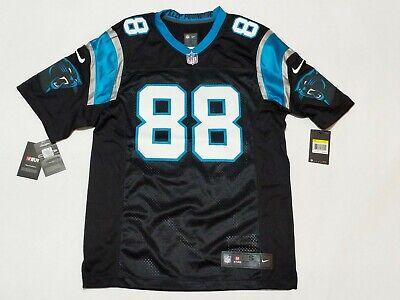 Nike Stitched Carolina Panthers NFL Jersey Greg Olsen #88 Size S 915867