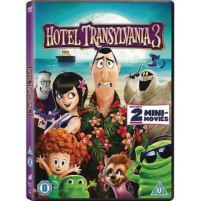 Hotel Transylvania 3 - A Monster Vacation [DVD]