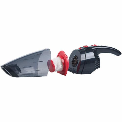 HEPA-Filter /& Boden-Staubsauger mit Akku 75 Watt Sichler 2in1-Zyklon-Hand