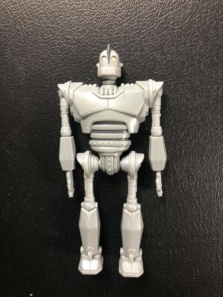 RARE The Iron Giant Robot Promotional  cifra (from Clamshell VHS)  basso prezzo del 40%
