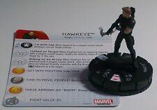 HAWKEYE 006 Civil War Movie gravity feed Marvel Heroclix