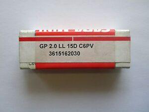 Nikcole Un-et Abstechplatten Gp 2,0 Ll 15d C6pv-afficher Le Titre D'origine