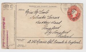 1899-Soldiers-and-Seamen-s-1-Anna-Stationary-Cover-to-Longford-from-Lali-Camp