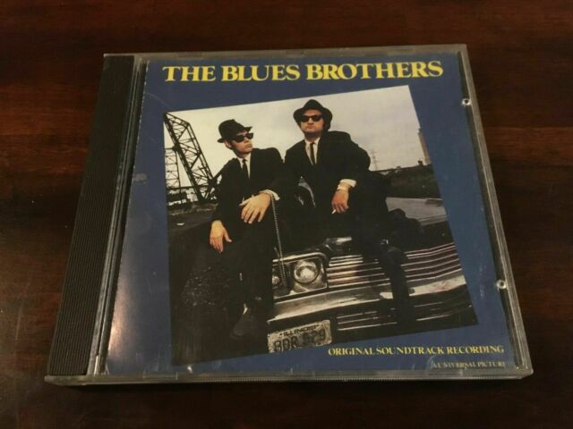 The Blues Brothers - Original Soundtrack Recording - Audio CD - Free Postage