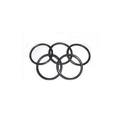 10x Oil Resistant NBR Nitrile Butadiene Rubber 1.9mm O-Ring Sealing Ring 5-33mm