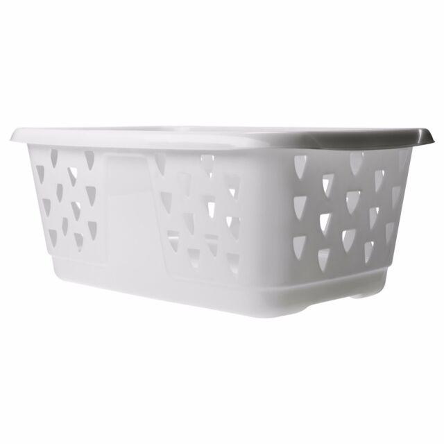 Blaska Clothes Basket Laundry Hamper Plastic 36 Litre Ikea