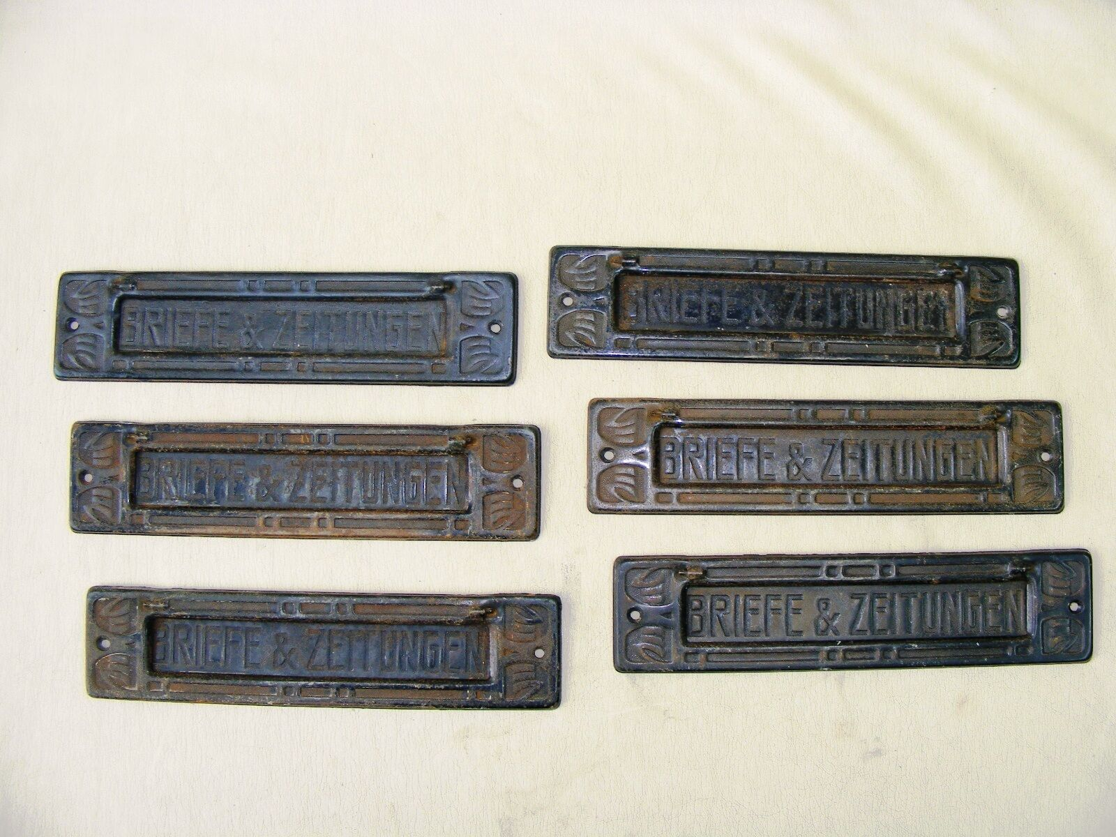 Alter Letterbox Slot  Letters