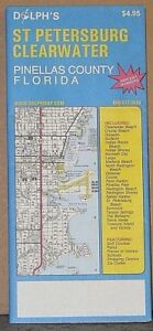 Details about 2003 Dolph's Street Map of St Petersburg & Clearwater on florida state map, riviera beach florida map, panama city, jackson florida map, fort lauderdale florida map, clearwater beach, tarpon springs florida map, pinellas county, st. augustine, clearwater fl, lithia florida map, tarpon springs, marco island florida map, port richey florida map, daytona beach, spring hill florida map, st. petersburg florida map, madison florida map, austin texas map, mexico beach florida map, lake okeechobee florida map, the villages florida map, clearwater marine aquarium, fort lauderdale, fort myers, fort walton beach florida map, tampa bay, clearwater to miami, citra florida map, fort myers florida map,